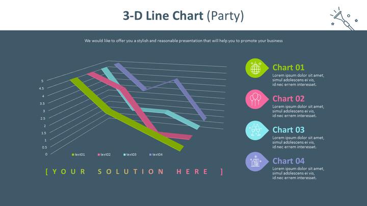 3-D Line Chart (Party)_02