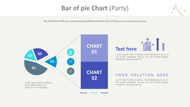Bar of pie Chart (Party)_01