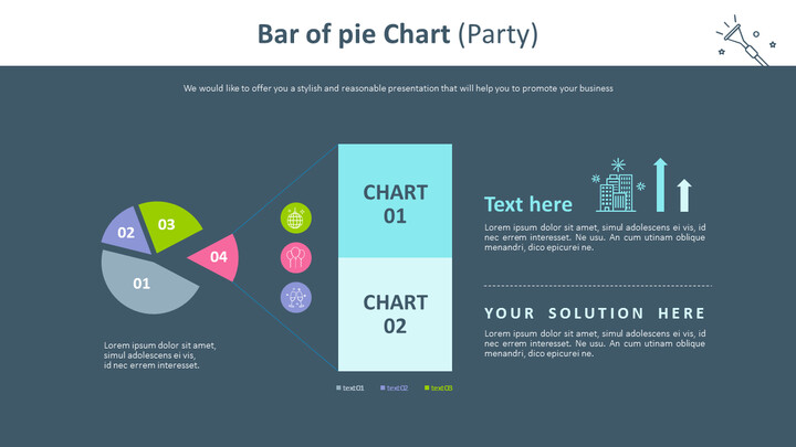 Bar of pie Chart (Party)_02