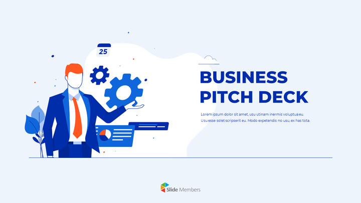 Business Pitch Deck Design PPT PowerPoint Templates Design_01