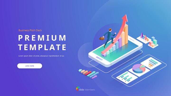 Business Pitch Deck Premium Template Powerpoint Presentation_01