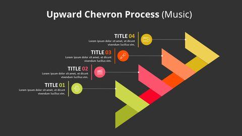 4 단계 쉐브론 프로세스 다이어그램 (음악)_06