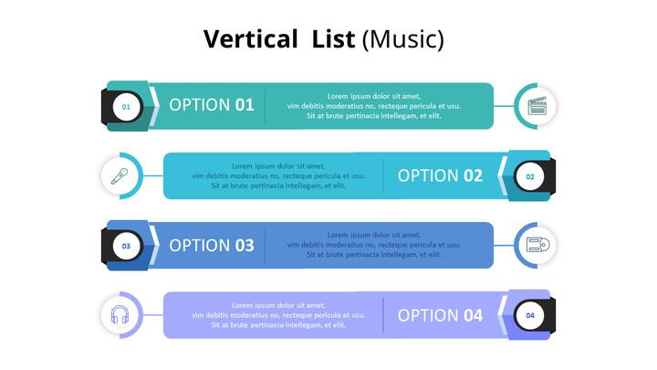 Four Steps List Diagram (Music)_01