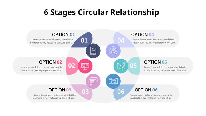 Pastel Tone Circular Relationship Diagram_01