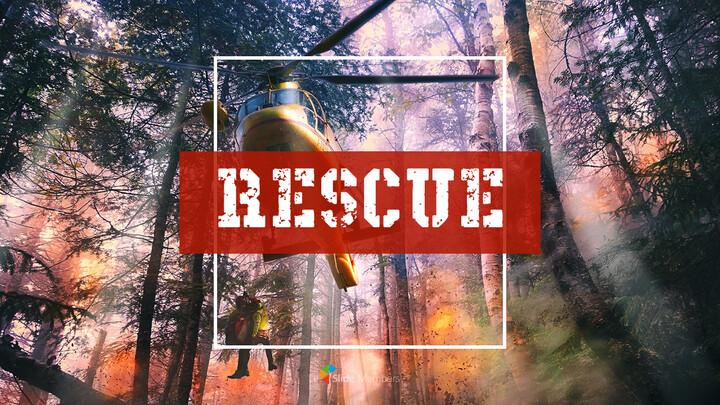 Rescue Marketing Presentation PPT_01