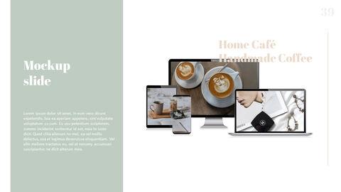 스위트 홈 카페 파워포인트 포맷_39