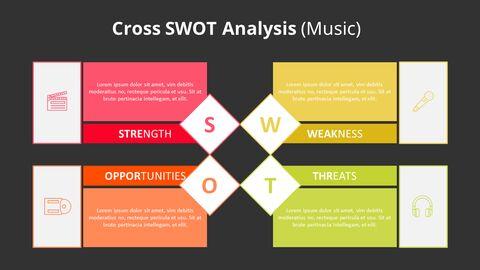 SWOT 분석 다이어그램 (음악)_08