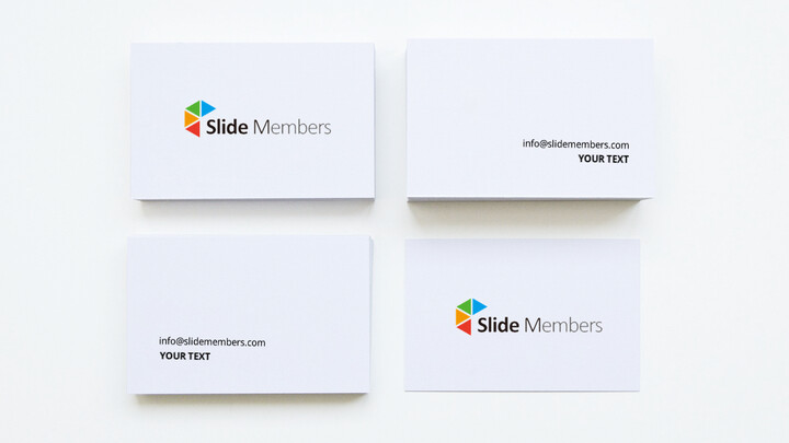 Business Card Mockup PPT Templates_01