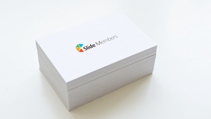 Business Card Mockup PPT Templates_02