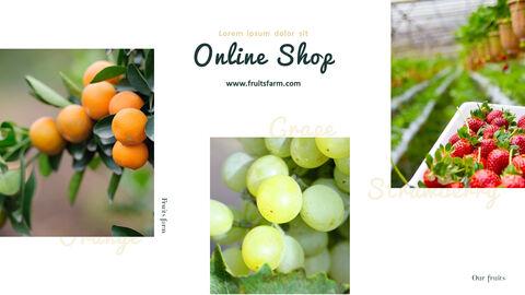 과일 농장 프레젠테이션 디자인_20