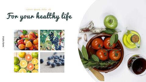 과일 농장 프레젠테이션 디자인_24