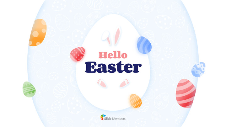 Hello Easter PowerPoint Design ideas_01