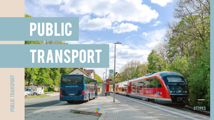 Public Transport PPT PowerPoint_01