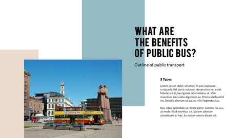 Public Transport PPT PowerPoint_02
