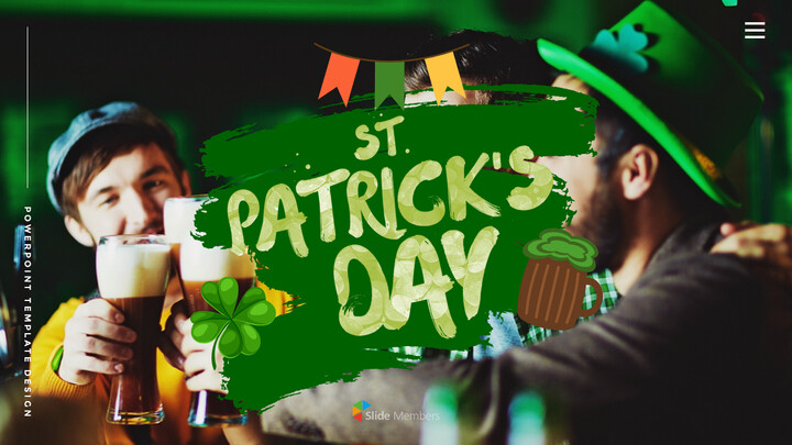 St. Patrick\'s Day Best PPT_01