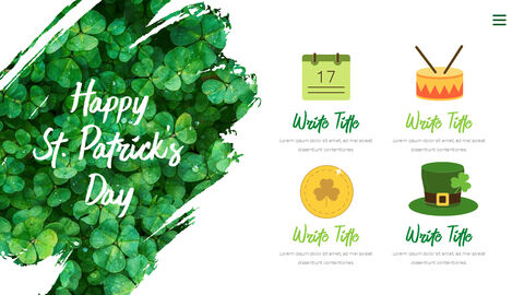 St. Patrick\'s Day Best PPT_04