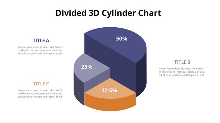 3D Growth Pie Chart Diagram_01