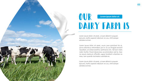 Dairy Farming Simple Templates Design_02