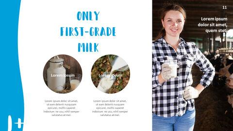 Dairy Farming Simple Templates Design_05