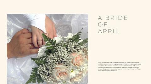 그린 & 봄 심플한 파워포인트 디자인_12