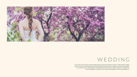 그린 & 봄 심플한 파워포인트 디자인_22