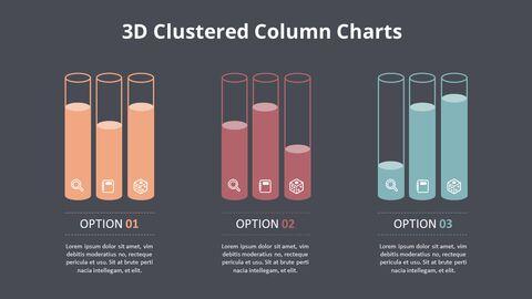 3D 실린더 기둥형 차트 다이어그램_07