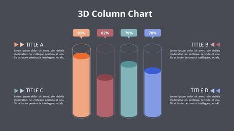3D 실린더 기둥형 차트 다이어그램_09