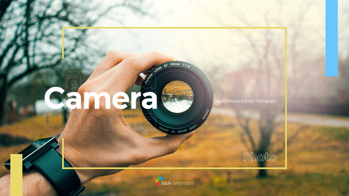 Camera Best PowerPoint Presentations_01