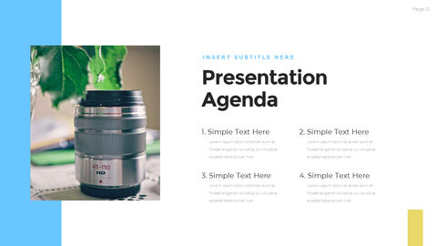 Camera Best PowerPoint Presentations_12