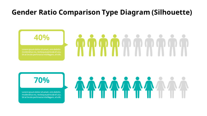 가로 그래프 Infographic 다이어그램_01