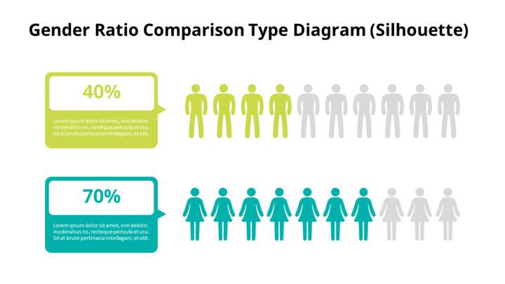 Horizontal Bar Chart Infographic Diagram_01