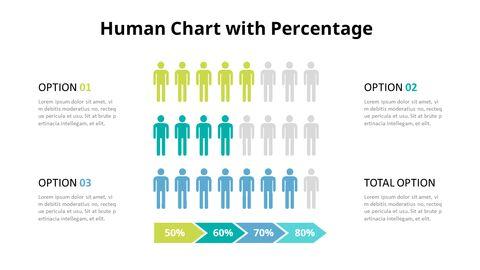 Horizontal Bar Chart Infographic Diagram_04