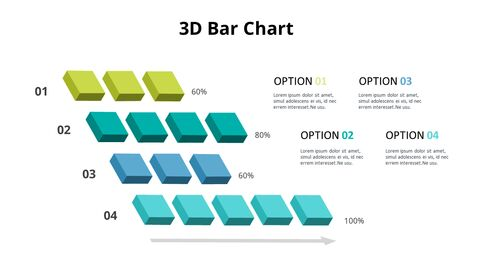 Horizontal Bar Chart Infographic Diagram_05