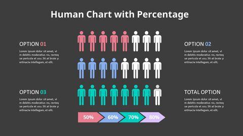 Horizontal Bar Chart Infographic Diagram_09