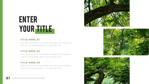 산과 숲 프레젠테이션용 PowerPoint 템플릿_05