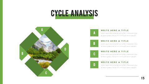 산과 숲 프레젠테이션용 PowerPoint 템플릿_15
