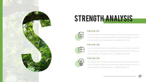 산과 숲 프레젠테이션용 PowerPoint 템플릿_17