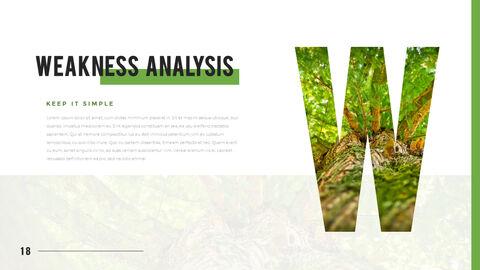 산과 숲 프레젠테이션용 PowerPoint 템플릿_18