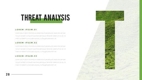 산과 숲 프레젠테이션용 PowerPoint 템플릿_20