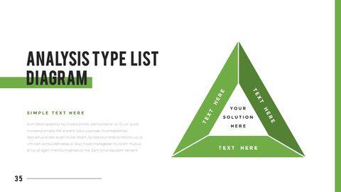 산과 숲 프레젠테이션용 PowerPoint 템플릿_35