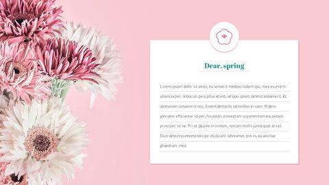 Spring Message PPT Format_04