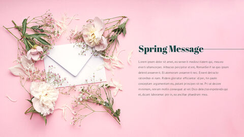 Spring Message PPT Format_05