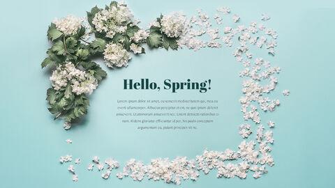 Spring Message PPT Format_16