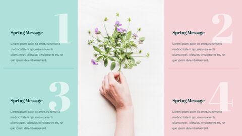 Spring Message PPT Format_33