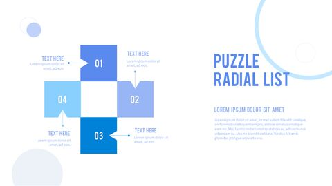 Water Simple PowerPoint Template Design_30