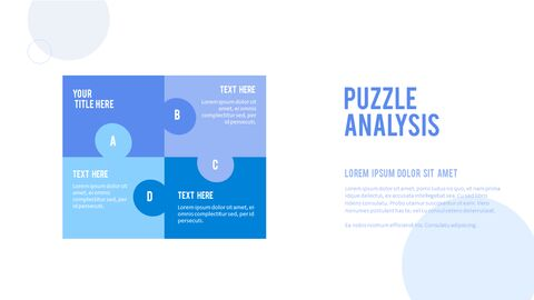 Water Simple PowerPoint Template Design_36