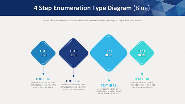 4Step Enumeration Type Diagram (Blue)_01