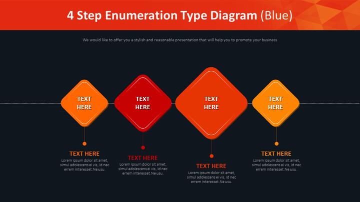 4Step Enumeration Type Diagram (Blue)_02