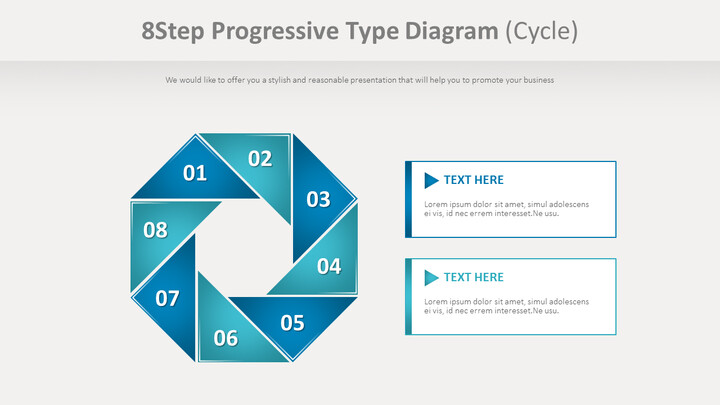 8 단계 프로그레시브 타입 다이어그램 (사이클)_01