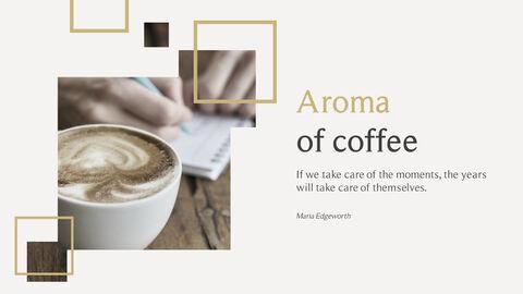 커피의 향기 파워포인트 템플릿_03